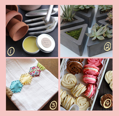 Handmade Mother's Day Gifts - Homemade Gift Ideas for Mom to Buy or DIY