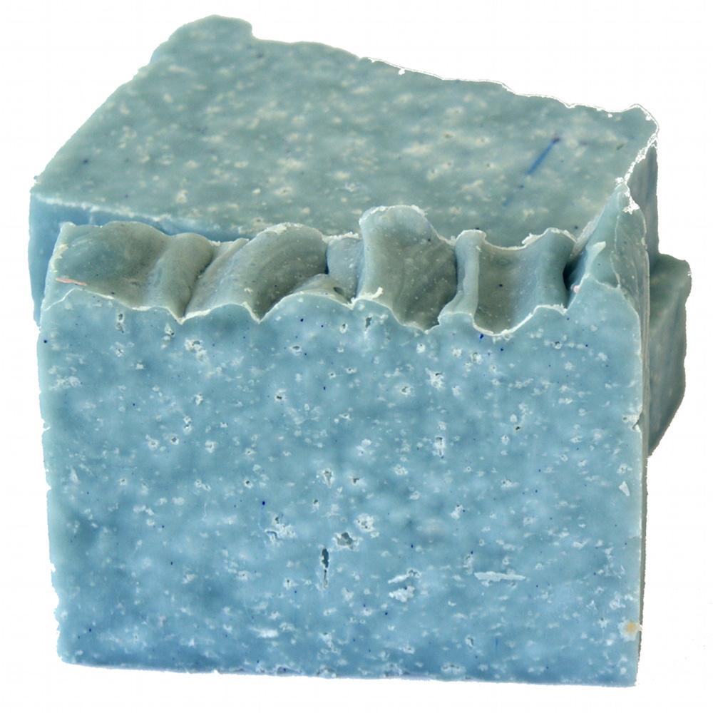 DIY Handmade Cold Process Soap Recipe - Rebecca's Best Ever Homemade Big Lick Salt Bar Soap Recipe