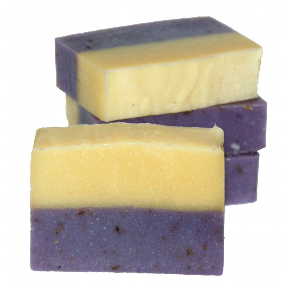 DIY Homemade Cold Process Soap Recipe - Homemade Summer Festival Soap Made with Natural Essential Oils Known for Their Bug Repelling Properties