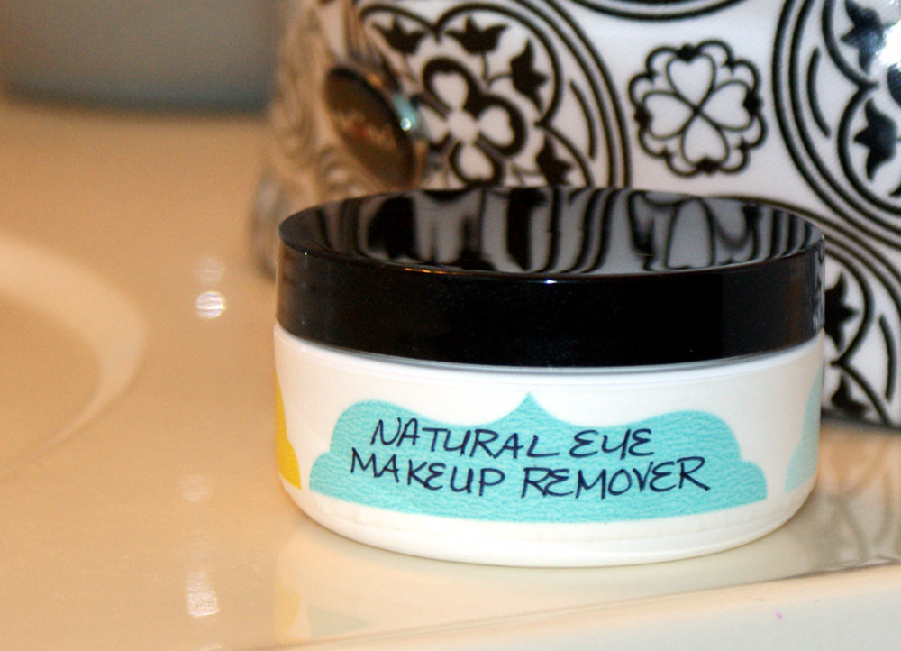 Recipe Makeup eye Eye Natural Handmade DIY remover  best review makeup Remover natural