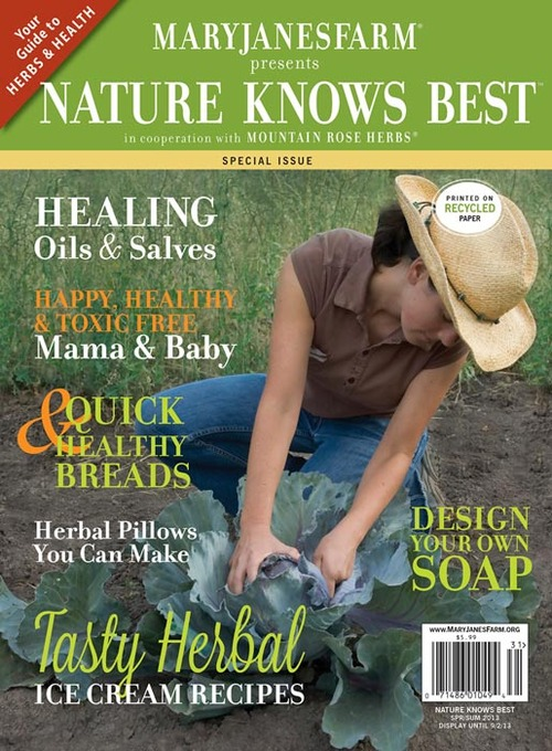 Recipes for Natural Healing Oils & Salves, DIY Herbal Pillows and Designing Your Own Soaps