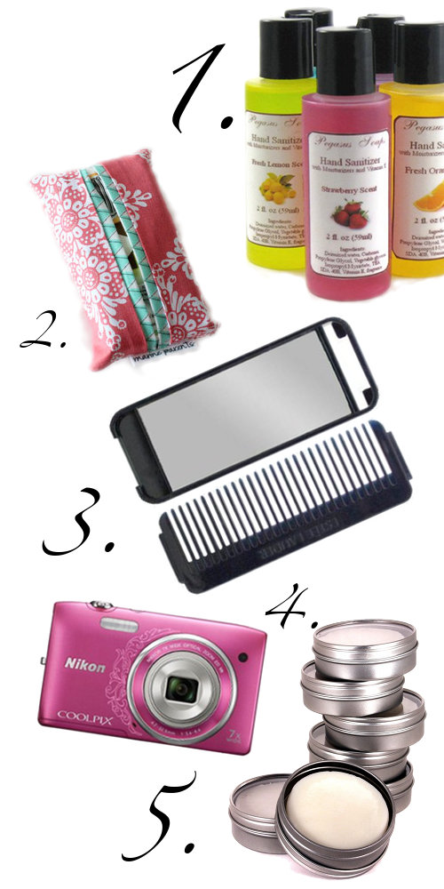 Must Have Items For Every Woman's Purse