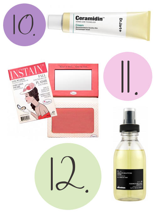 Fabulous Beauty Products for Skin and Hair