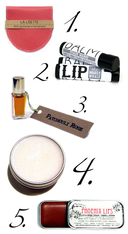 Natural and Handmade Beauty Essentials for Your Purse