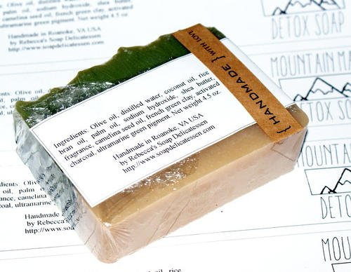 Creating Custom Soap Labels