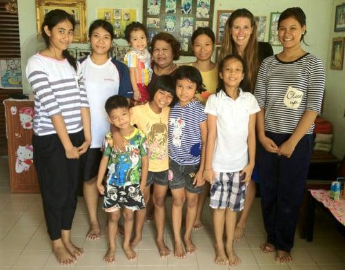 SOS Children's Villages in Thailand