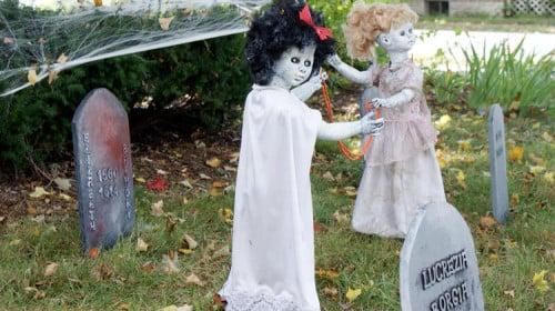 Diy Creepy Halloween Decorations.Diy Halloween Decorations Soap Deli News
