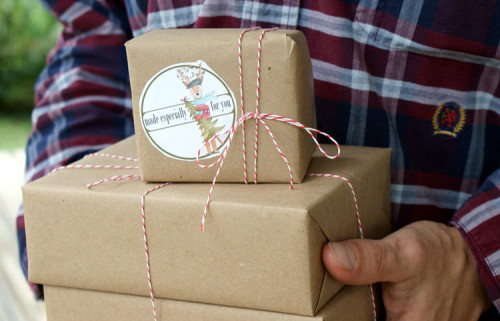 Men's Soap Recipe & Holiday Gift Idea With Free Printable