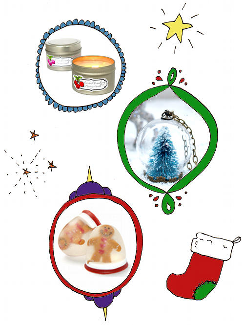 Homemade Christmas Gift Ideas You Can DIY - Perfect for Homemade Stocking Stuffers