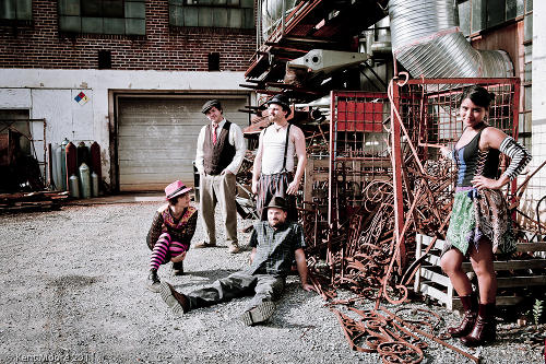 Band Photography by MKMoore Photography