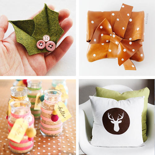 Beautiful Holiday and Christmas DIY Projects to Show Off, Share and Gift