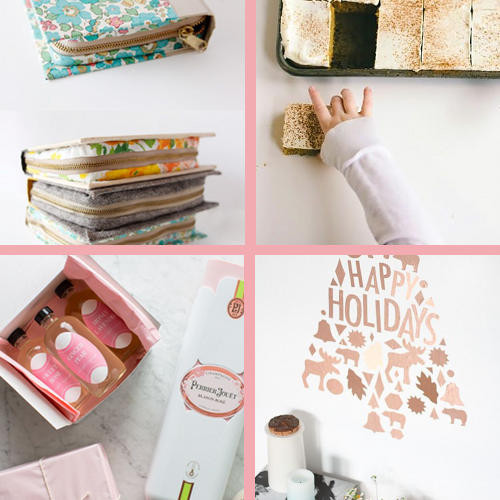 Beautiful Holiday DIY Projects to Make, Gift and Decorate