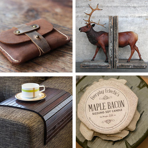 Homemade Diy Christmas Gifts: Holiday Gift Ideas For Men You Can Buy & DIY