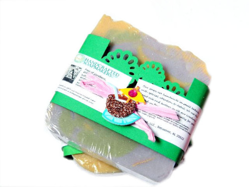 Homemade Soap from Tiki Bar Soap