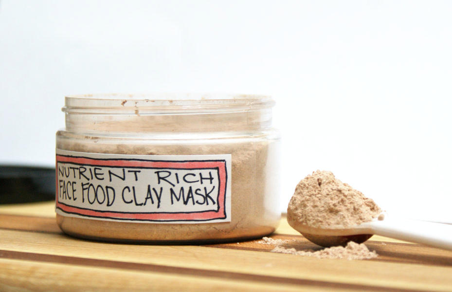 DIY Nutrient Rich Clay Face Mask Recipes
