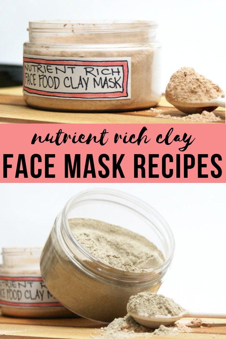 Diy Nutrient Rich Clay Face Mask