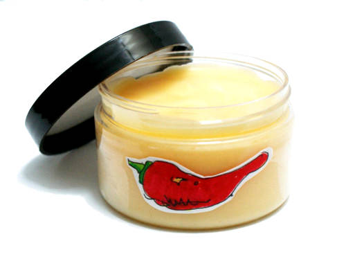 Warming Chocolate and Chili Homemade Sore Muscle Salve Recipe