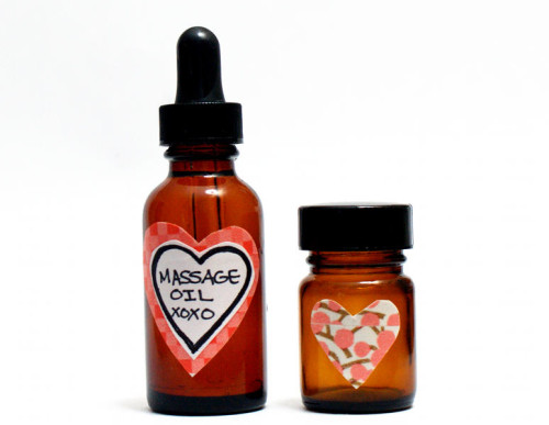 Valentine's Day Massage Oil Recipe. Homemade massage oil recipe for Valentine's Day gifts.Homemade Valentine's Day Gift Idea. DIY Sensual Massage Oil Recipe for Lovers. Essential oil massage oil recipe. Aromatherapy and essential oils. An awesome massage oil recipe that's perfect for your valentine this winter. DIY massage oils with natural essential oils. How to make an essential oil body massage oil recipe. Romantic massage oil recipe for your significant other. Essential oil uses.