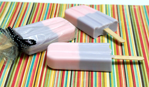 DIY Soapmaking Tutorial - Easy Melt and Pour Soap Popsicles