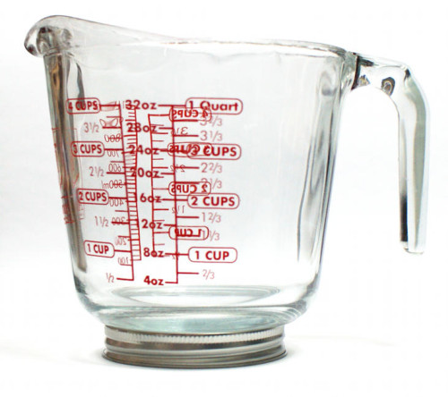 Turn a Pyrex Measuring Cup into a Double Boiler!