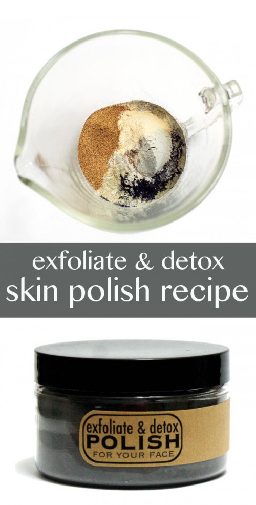 Does acne prone skin have you down? If you're looking for brighter, clearer skin, my DIY natural exfoliate and detox skin polish may just be the answer to your skin care woes.