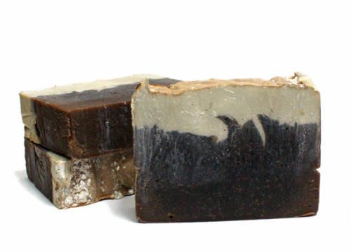 Homemade Cocoa and Marshmallow Mint Soap Recipe