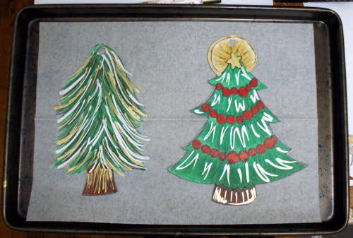 How to Make Easy DIY Christmas Ornaments