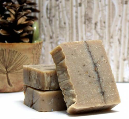 Natural Homemade Pear Soap Recipe
