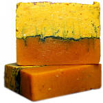 Hawaiian Red Sea Salt and Red Palm Soap Recipe