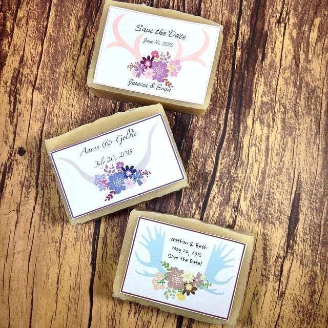 Diy Wedding Soap Favors Two Homemade Soap Recipes