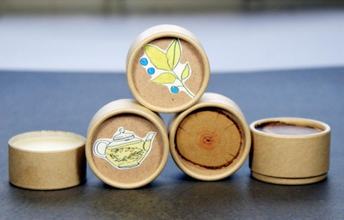 This easy homemade solid perfume recipe makes a wonderful homemade gift idea for the holidays! Tuck them into the stockings of your favorite scent divas or simply create your own amazing fragrance line for yourself!