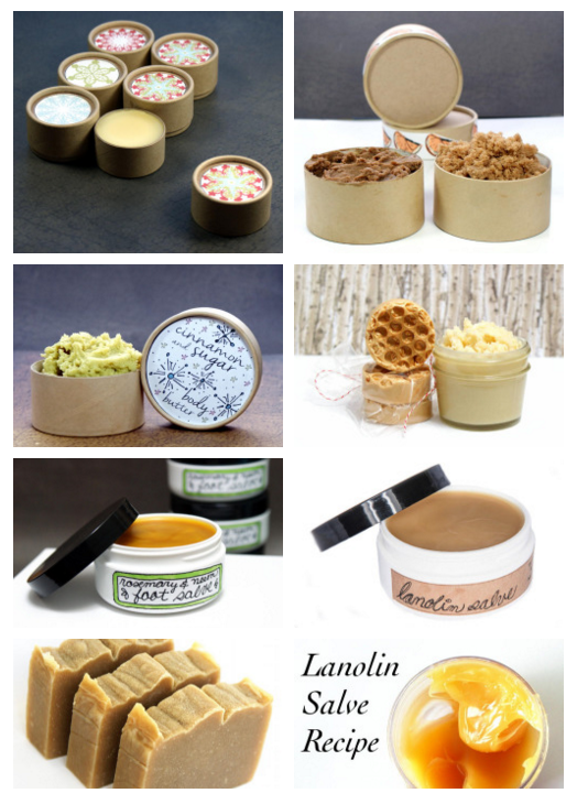 Learn all about the benefits of lanolin and discover sixteen fantastic homemade lanolin skin care recipes that can help to protect and moisturize skin all winter long!