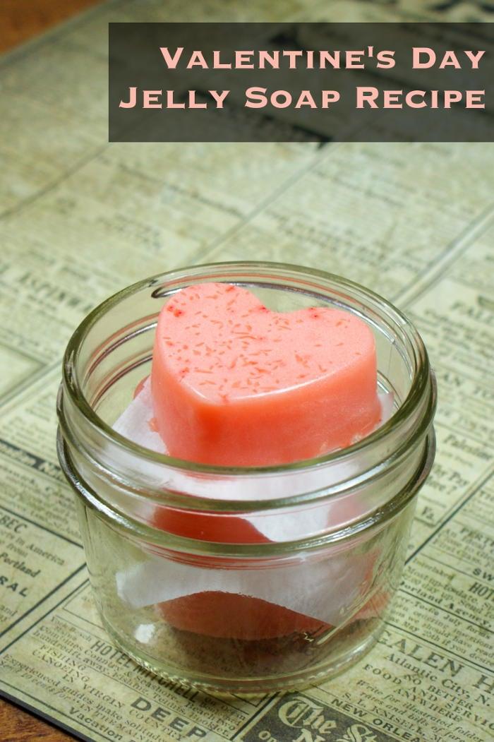 Star Wars Jelly Soap Recipe For Valentine S Day Soap Deli News