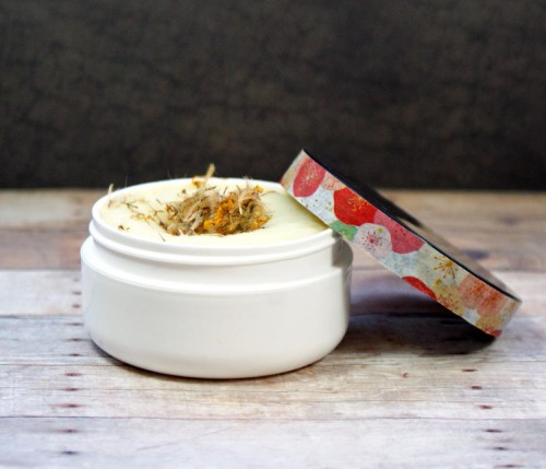 This healing neem butter recipe is wonderful for helping to heal minor wounds and abrasions as well as to help minimize scarring.
