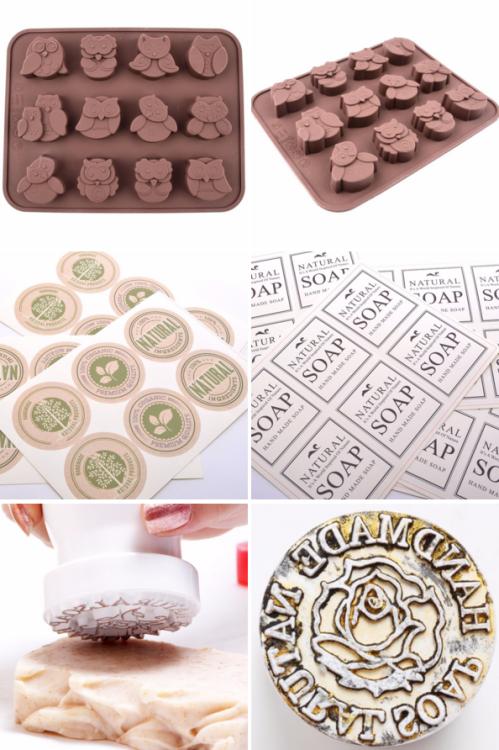 Owl Silicone Soap Mold - Soap Deli News