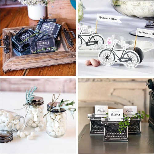 Creative packaging ideas for your DIY wedding favors!