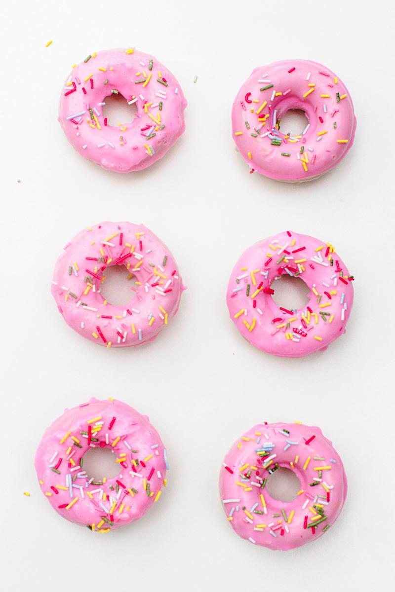 Doughnut Soap Tutorial - Soap Deli News
