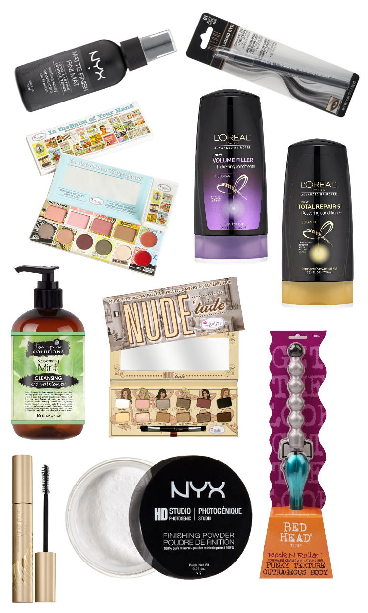 Must have beauty products that I never want to live without. Discover new beauty favorites from makeup and hair care to a pretty rockin' styling iron!
