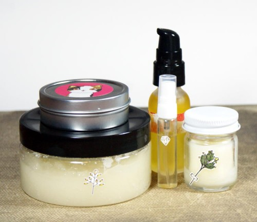 Discover three simple homemade skin care recipes that all share one common ingredient and only use two ingredients per recipe!