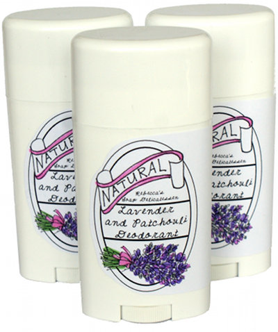 Want to make your own homemade deodorant? Try one of my easy homemade deodorant recipes. Choose from my natural lavender and patchouli deodorant recipe and my natural homemade deodorant recipe.