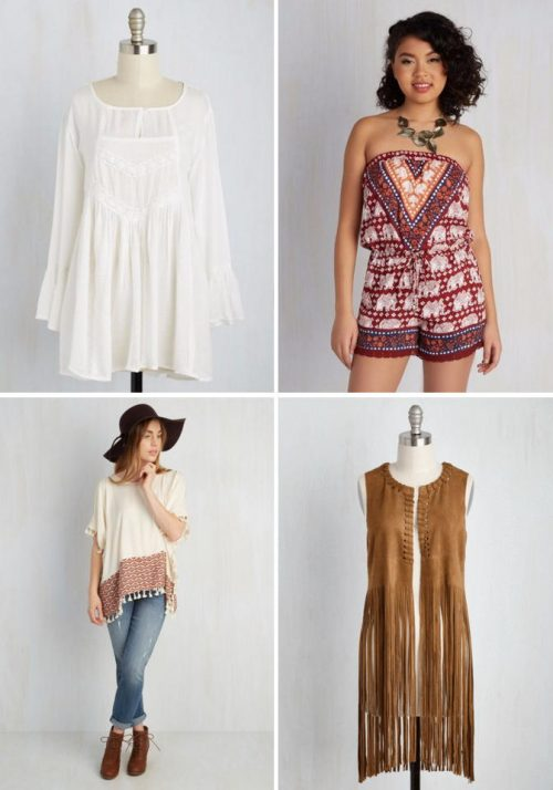 Discover not only a wonderful collection of favorite must have festival accessories and clothing but also a collection of summer festival DIY's for making your own homemade festival soap, insect repellent and dry shampoo!
