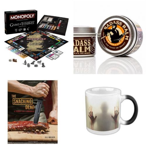 This collection of badass and classic Father's day gifts are sure to make Dad smile.