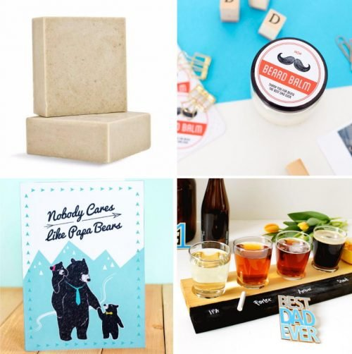 These DIY Father's day gifts are sure to help you hit a home run in Dad's play book!