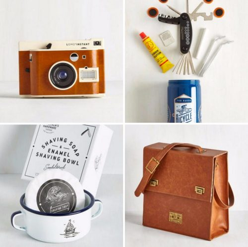 A huge collection of gifts for Dad on Father's day that you can buy or DIY!