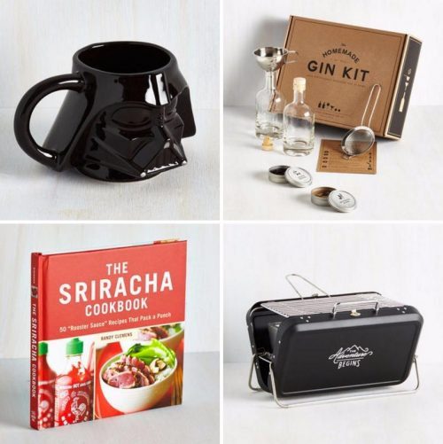 A fantastic collection of Father's Day gifts that you can buy or DIY to show Dad that's he's number one in your book!