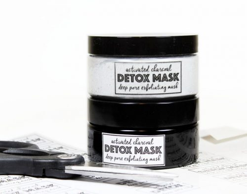 Created as a dupe to the clariSEA Deep Pore Detox Activated Charcoal Exfoliating Mask, this activated charcoal detox mask recipe draws out impurities, clears up blackheads and removes excess oil for reduced breakouts and faster healing times.