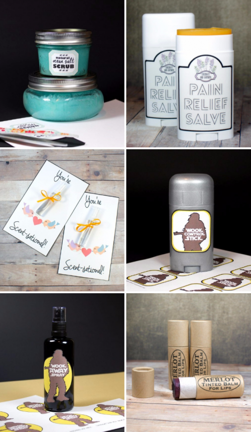 Discover a fantastic collection of DIY gift ideas that all come with free printable labels for gifting your completed creations! Explore this collection of DIY gift ideas that all come with free printable labels for gifting. Once you've made your homemade gifts, simply print out the PDF labels provided within the blog tutorial and adhere to your packaging for a DIY gift that's sure to be remembered and appreciated.