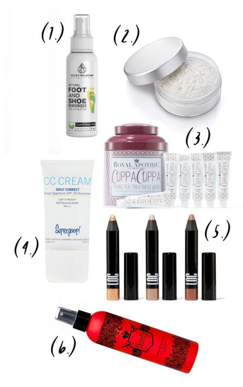 Must Have Summer Beauty Products - These must have summer beauty products are not only great for summer, but they'll keep up with you through every season that follows!