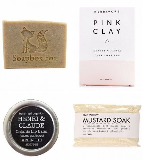Natural skin care products for him and her. A wonderful collection of fantastic natural and handmade beauty and skin care products that you have got to try!