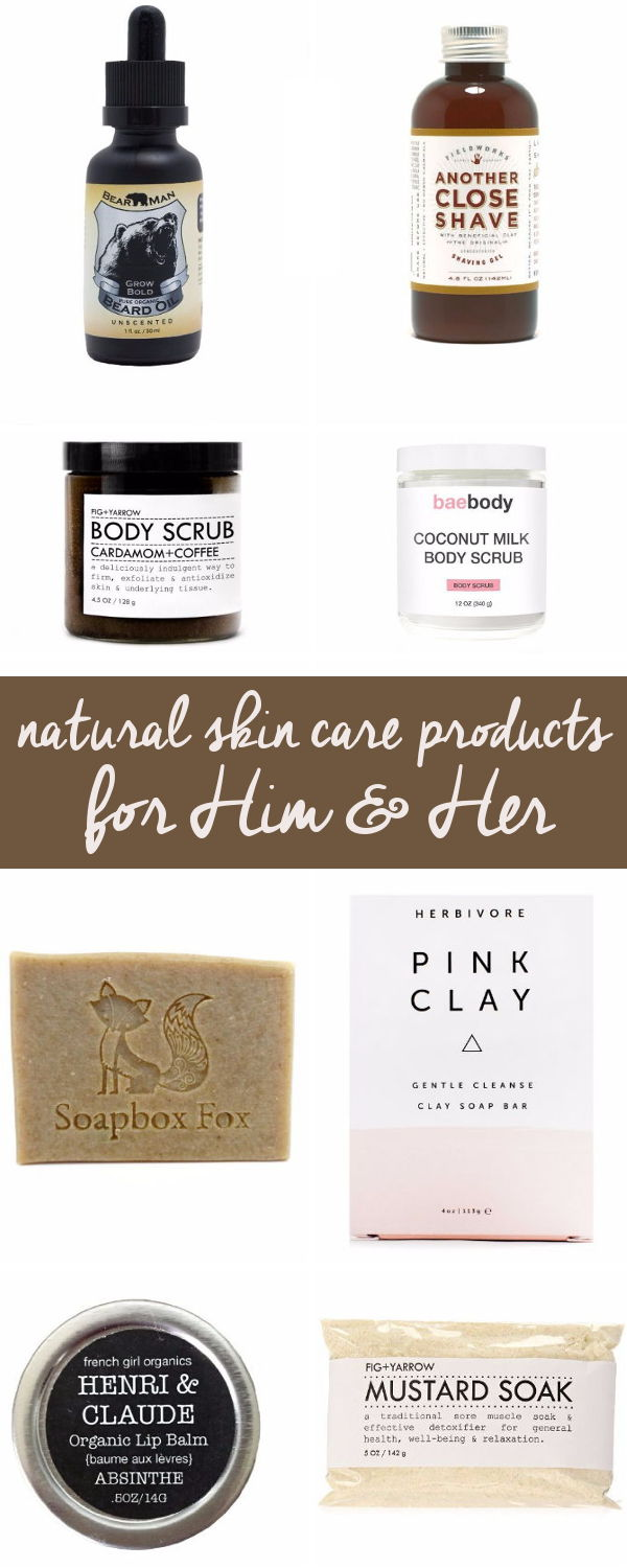 Natural skin care products for him and her. Stuck in a boring skin care routine? Spice it up with something new! This wonderful collection of fantastic natural and handmade beauty and skin care products are a must to try!
